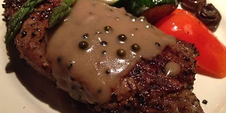 NEW YORK PEPPERCORN STEAK