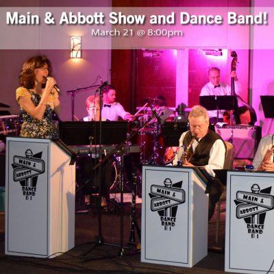 Main & Abbott Big Band Show