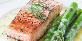 FRESH ATLANTIC SALMON